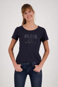 T-Shirt_mit_Rundhals_und_Strass-Print-Blau-Dunkelblau-monari-35243